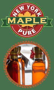 New York Maple Syrup Logos