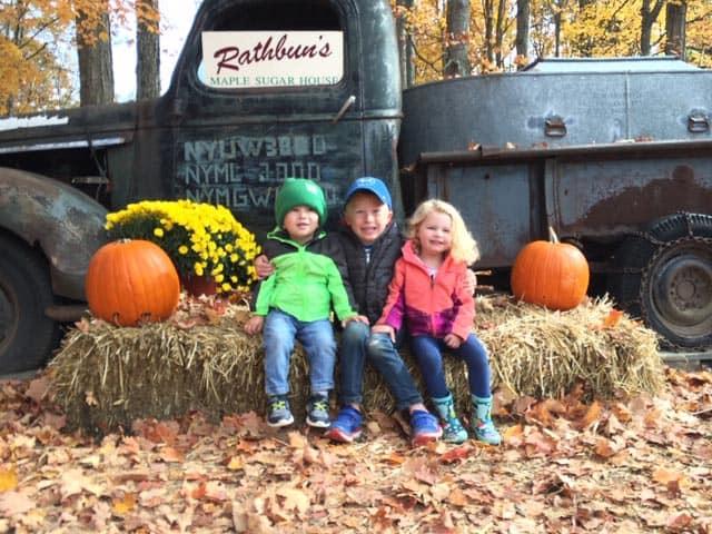 Rathbun's Maple Sugar House Kids