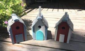 Gift Birdhouses