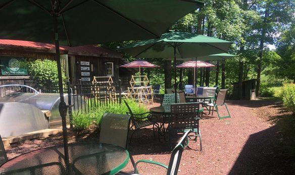 Now Open – With Outdoor Dining