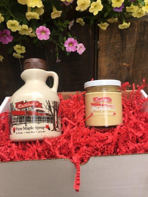 Rathbun's Maple Sugar House Giftbox