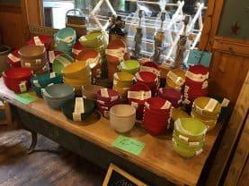 Rathbun's Maple Sugar House Bowls
