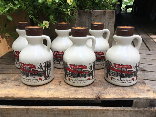 Rathbun's Maple Sugar House Maple Syrup